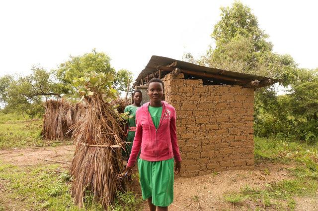 Sanitation facilities for 5 Public schools Uganda