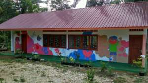 Early childhood education center after rebuilding