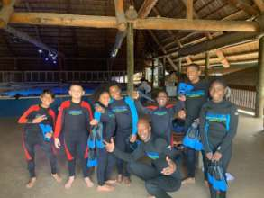 Miami Program Snorkel Trip