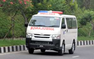 AMBULANCE SERVICES TO DISEASE PEOPLE IN BANGLADESH