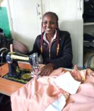 Elizabeth - 2nd year Fashion and Design Student
