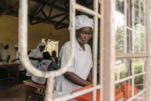 Homecare Management students - Seed of Hope Kariti