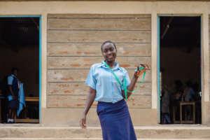 Fashion and Design student - Seed of Hope Kitui