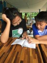 Graduate Earn teaching to 6th grader