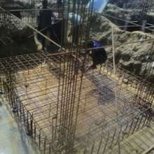 Pile Capping work 1