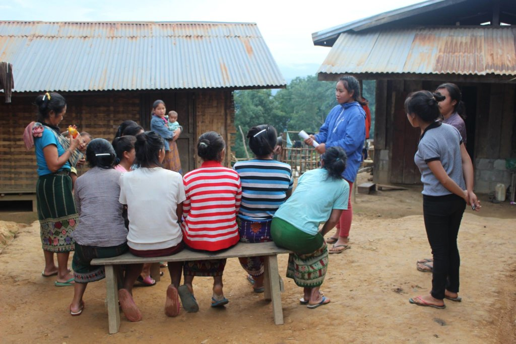 Fund Educational Resources in Laos