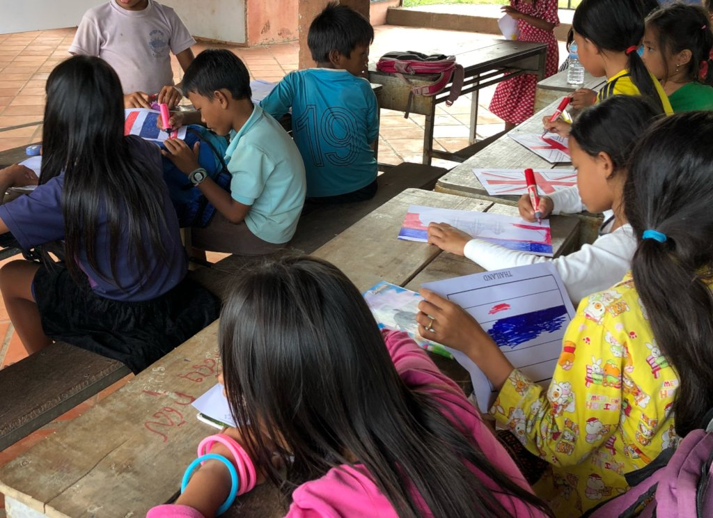 Sponsor a Child's Education in Cambodia