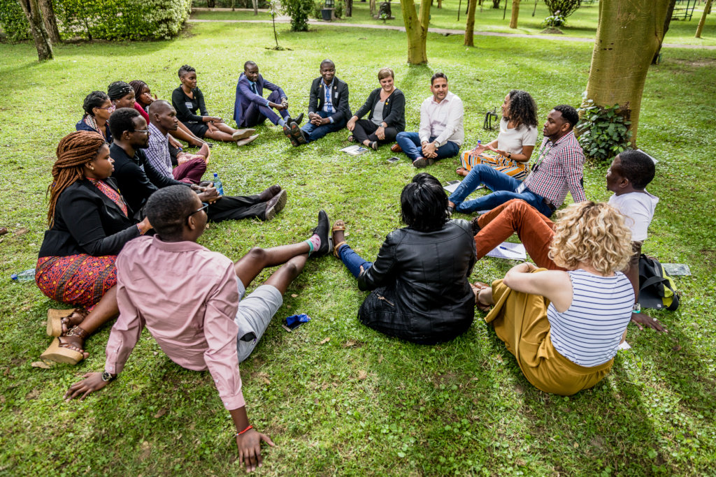 Investing in Young People to be Powerful Champions