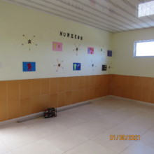 CDI One of Fifteen Classrooms