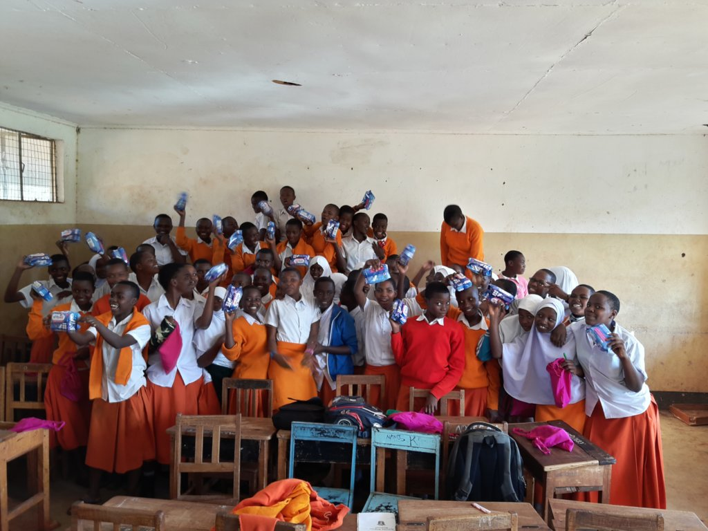 Access to Menstrual Products in East Africa