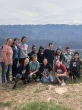 USC student volunteer group