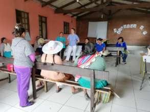 First health workshop