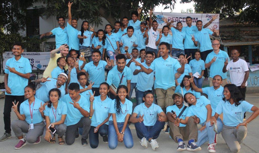 PeaceJam Timor-Leste