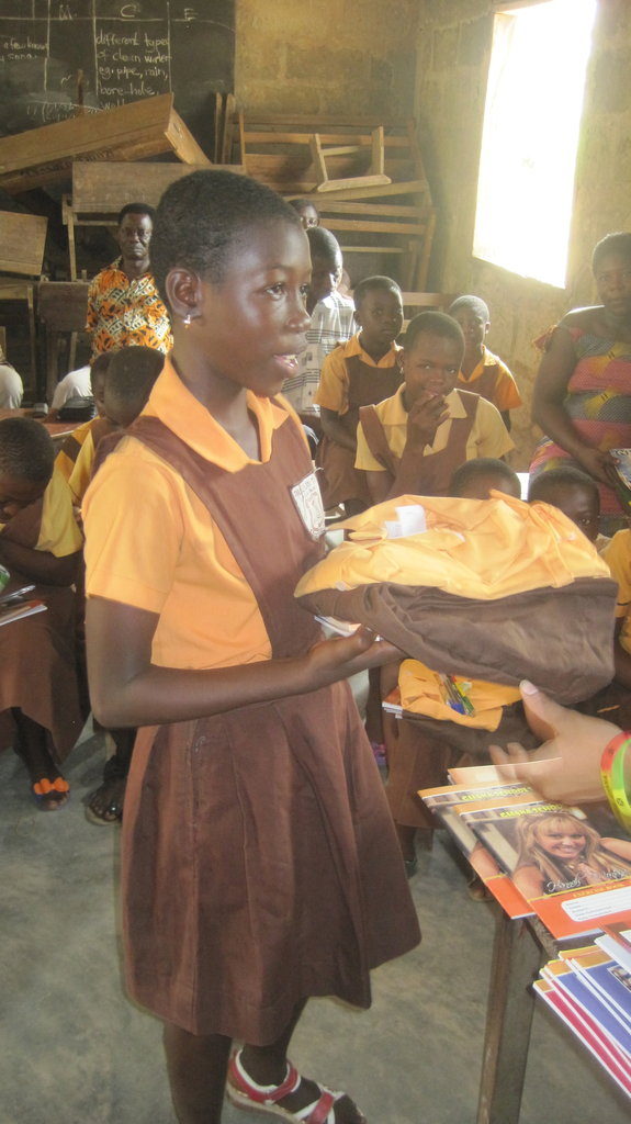 Support Women and Girls in Ghana