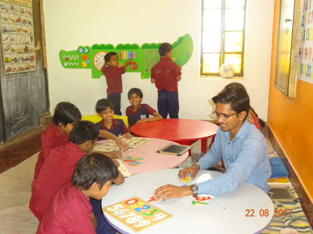 HELP EDUCATING 209 SPECIAL CHILDREN IN RURAL INDIA