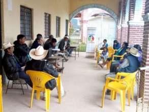 Community leaders meet