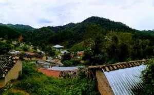 A view of Metlatonoc