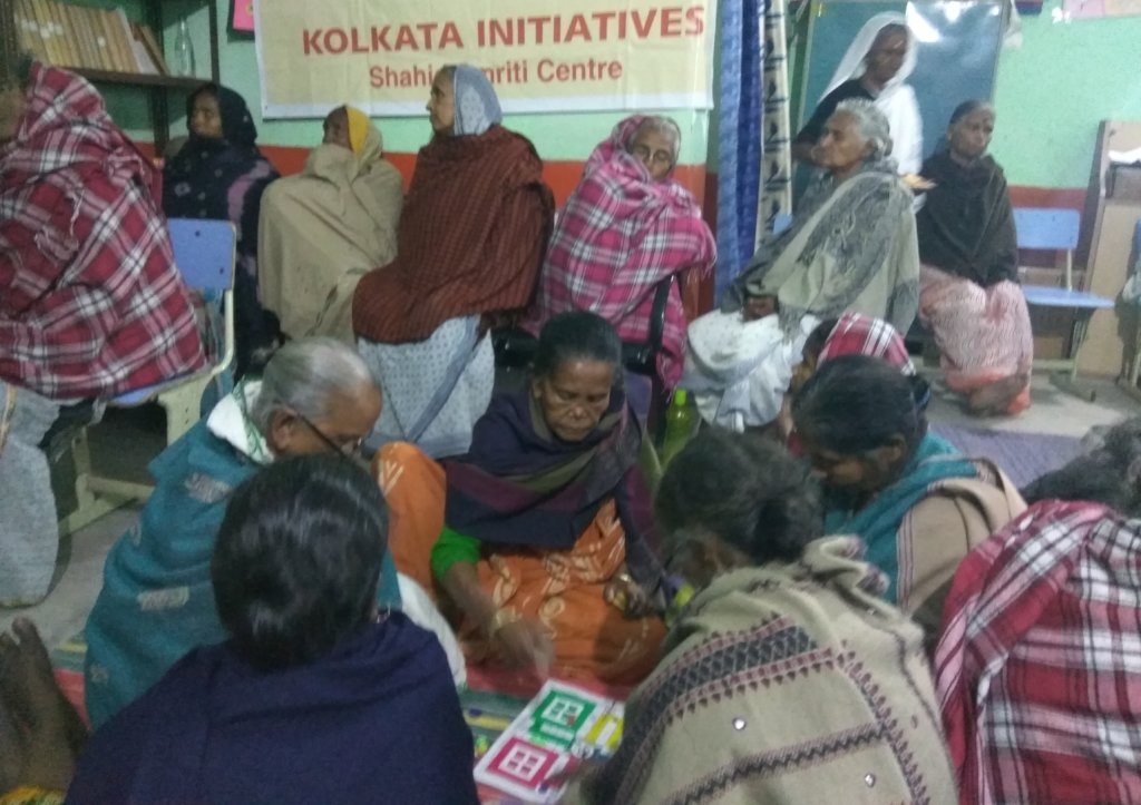 Women's Community Centre : Kolkata Initiatives