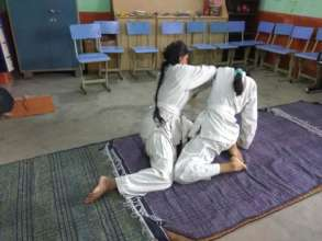Adolescent Girls Activity Centre