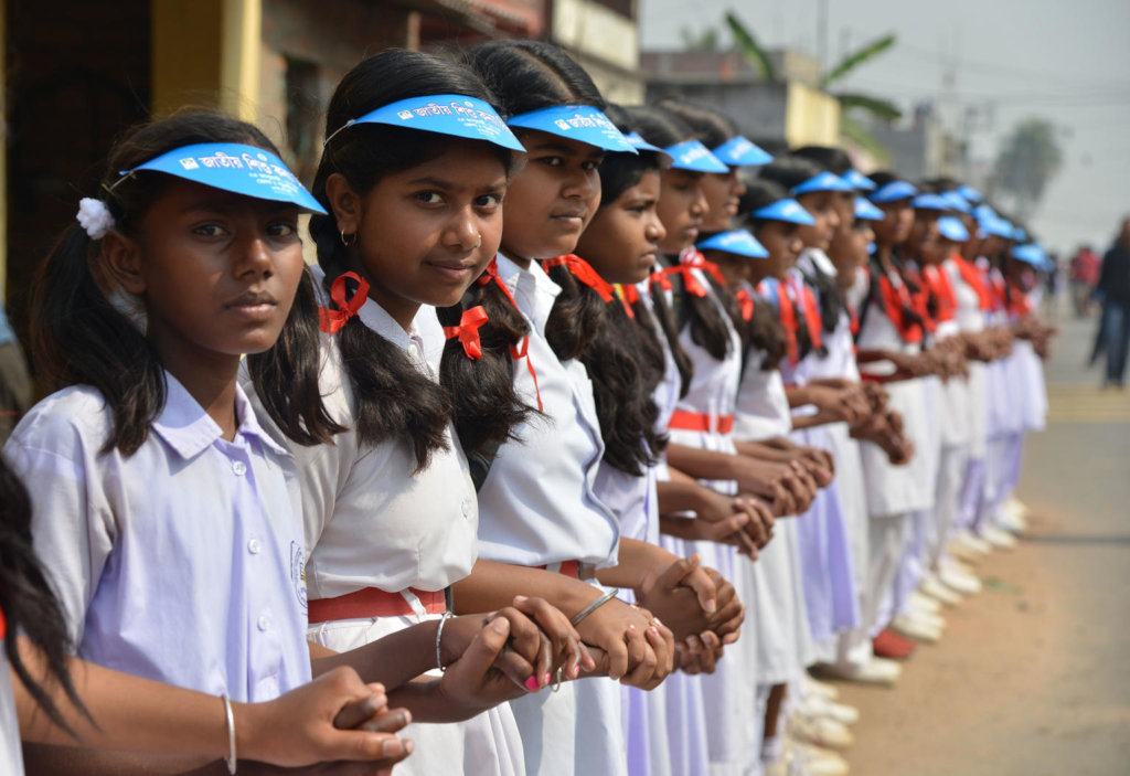 Empowering Women and Girls with UNICEF