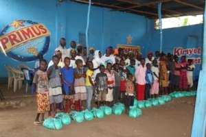 Distribution of food