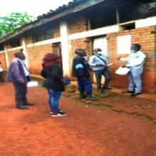 DRCBJ legal rights awareness campaign