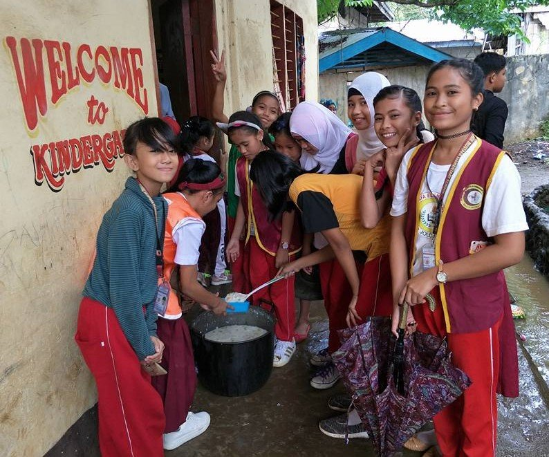 Clean Water & Nutrition for 1,000 Interfaith Girls