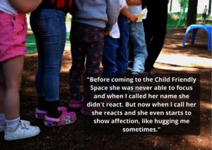 Feedback from a CFS parent