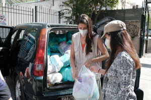 Streetwork monthly distribution