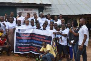REVOLVING LOAN TO EMPOWER RURAL WOMEN IN LIBERIA