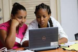 Empower Women through Computer Skills training