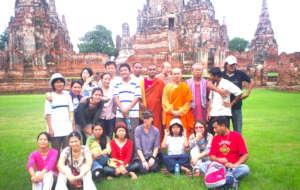 Young Bodhisattva Training - Group Photo