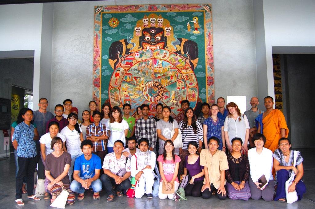 Young Boddhisattva Training