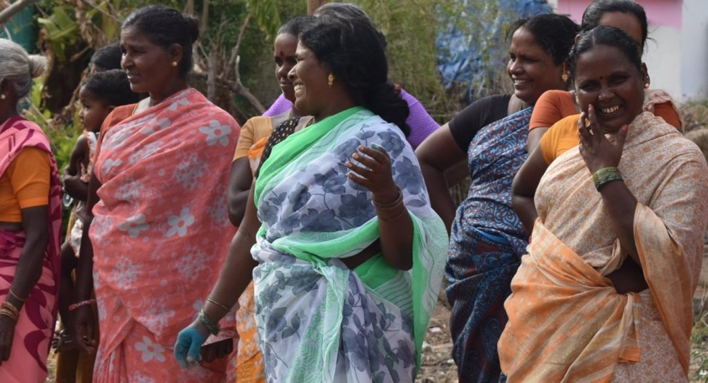 Empower 20 Tamil women through organic farming
