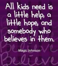 help and hope quote