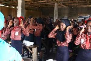 Pupils in Tudun Wada learn life skills