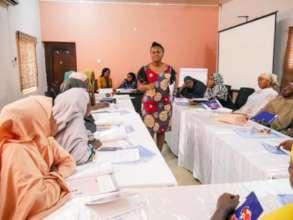 training new safe space facilitators