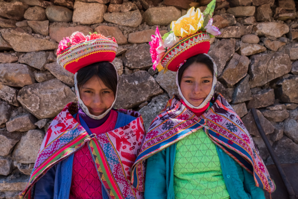 Empower 20 Adolescent Girls from Rural Peru