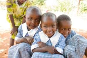 Girls in Makindu