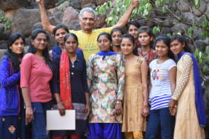 Empower Young Rural Women with Vocational Training
