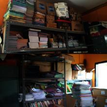 Tunas Karya's books and library