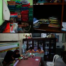 Al-Muawanatul Khaeriyah elementary school's books