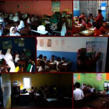 Teachers in Tambora and Koja Low-Cost Schools