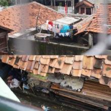 A Slum Neighborhood of Koja, North Jakarta