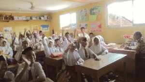 Suraya Elementary 6th grade Classroom