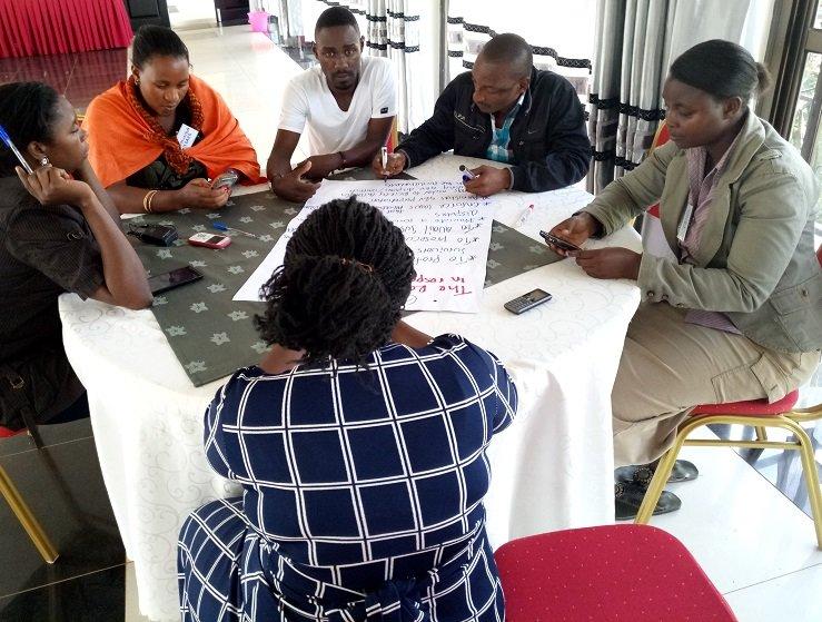 Education on HIV prevention to LGBTQ in Uganda