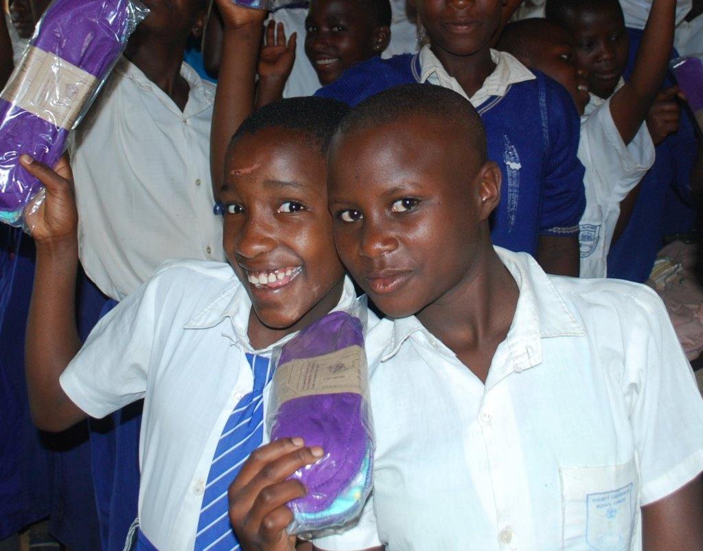Empower 1000 Girls: Menstrual Health in Uganda