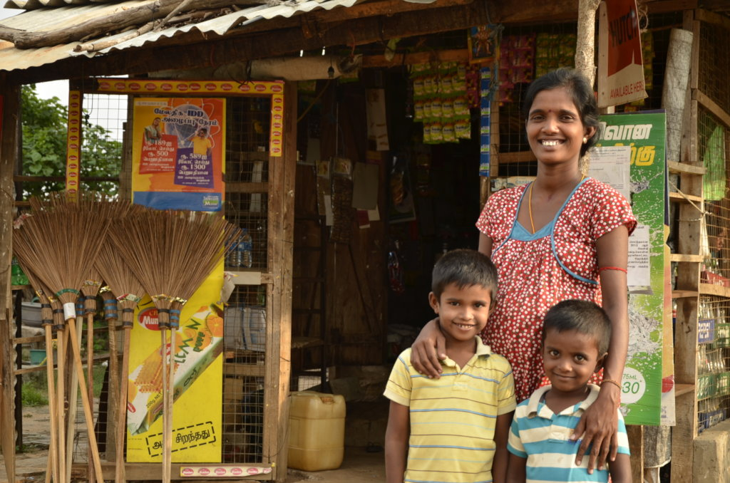 Empowering War Widowed Women in Sri Lanka