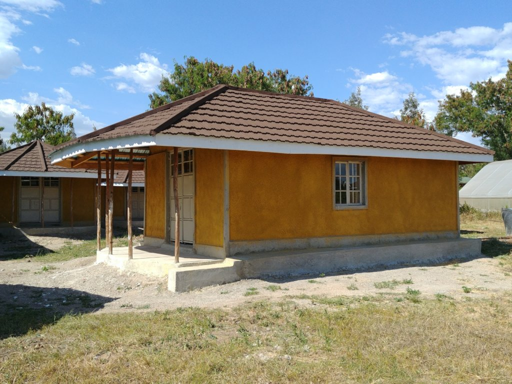 Youth Center for 250 Students in Rural Kenya
