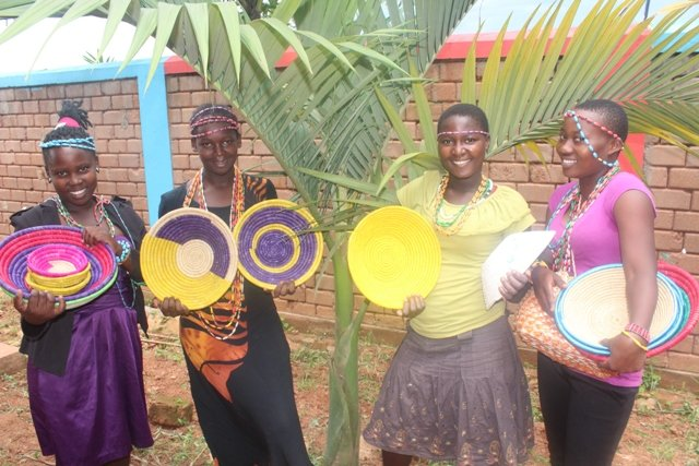 Project for Skilling young women  in Uganda